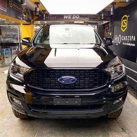 Ford Endeavour Titanium Plus 4X4, 2020, Diesel