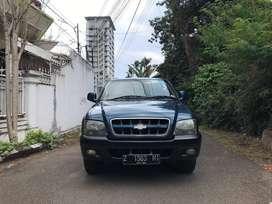 Chevrolet Blazer Samba Montera