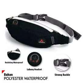 Tas Sepeda Selempang Waterproof