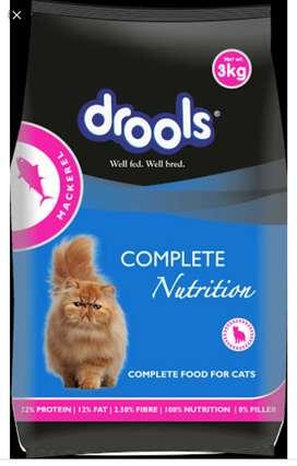 Drools cat food