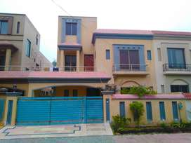 10 Marla Beautiful Solid Constructed House Shaheen Block Bahria Town