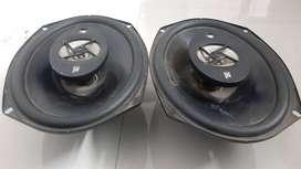 """Black JBL A450 HI 6 X 9"""" 3-Way Speakers, Peak Power 450W, Size: 6x6 pa"""