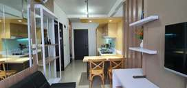 Apartemen THE KAHYANGAN Solo Baru type 1BR Fully Furnished Lt 16