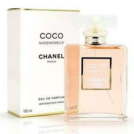 Parfume chanel mademoiselle