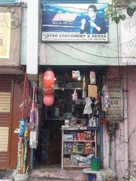 Stationary Shop sales near New washermenpet junction