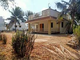 Good house .atmosphere also good. 10 km fro pollachi.darapuram road.