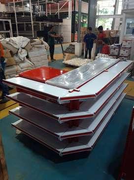 Jual Rak Gondola | Ready Stock Langsung Pabrik