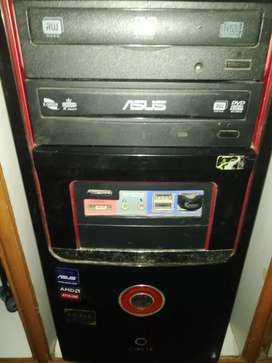 Desktop with 2gb graphic card