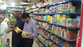 Shops small big at blk 2 N blk5 for tailoring retail food item offices