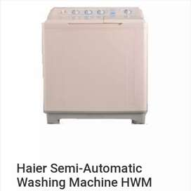Haier Sami automatic washing machine HWM 120As