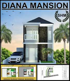 CLUSTER DIANA MANSION 2 LT DIKAWSAN STRATEGIS