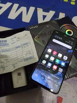 Jual Vivo v19 8/128 GB fullseet bawaan