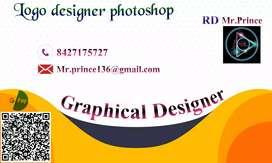 Part time logo design Photoshop visiting card editing any computer job