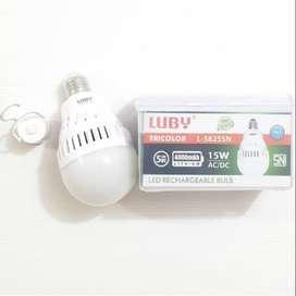 lampu emergency 15 watt luby