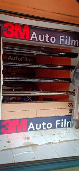 Grosir Pemasangan Kaca film 3M full body