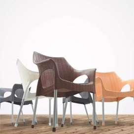 Factory Rates Rattan Plastic Chairs