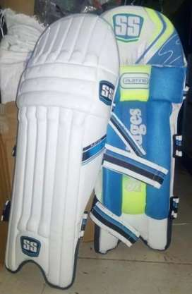 Ss leg pads with kit bag