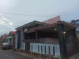 Di jual rumah di komplek mustika indah kelurahan guntung manggis