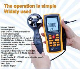 Anemometer GM8902 wind speed meter in Pakistan