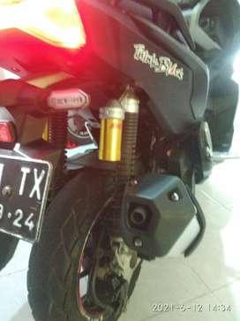 SPD MOTOR ADV HITAM BISA KREDIT (ISTIMEWA) BISA LANGSUNG DICEK