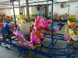 Animal kereta panggung wahana Odong 07