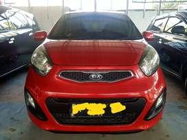 Picanto 2011 ori manual merah