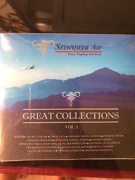 Vcd cd lagu campuran baru gress