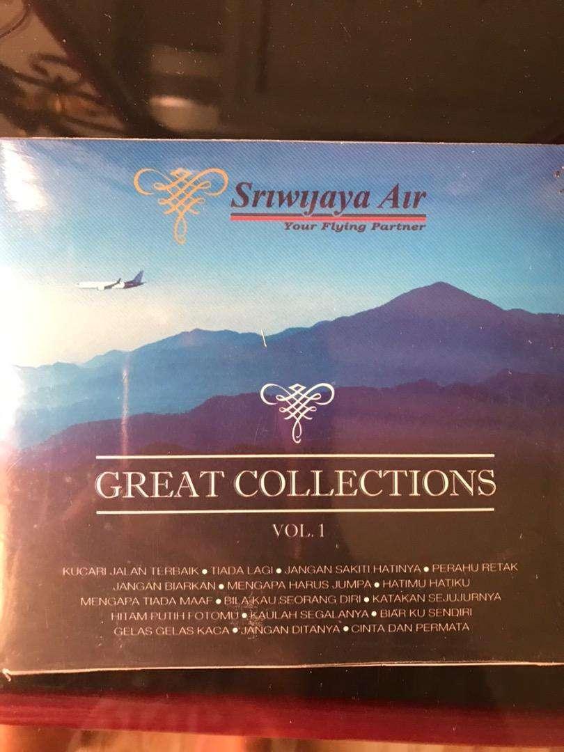 Vcd cd lagu campuran baru gress 0