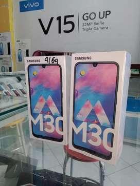 Samsung Galaxy M30 new ram 4gb √√Bisa Cod
