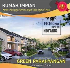 Promo Rumah Dijual Dekat Alun alun Cimahi