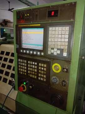 CNC machine setter and oprater