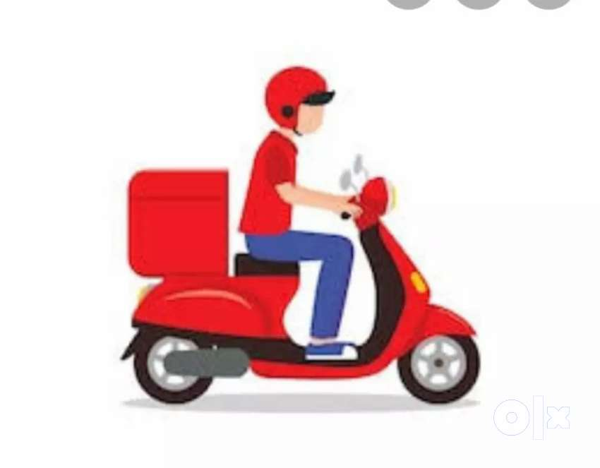 Vacancy for delivery boy 0