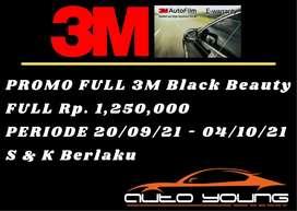 Kacafilm 3M Black Beauty Original Resmi Full Cm 1,250,000