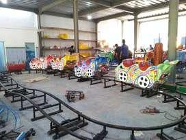 mini coaster odong kereta rel lantai PROMO pancingan fiber eskavator