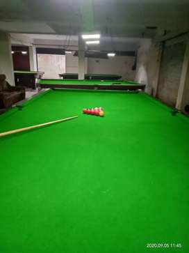 pool table size 6×12