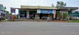 House for sale and shops for rent