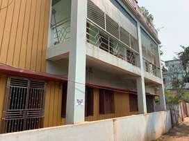 3-BHK semi furnished for rent near rabi talkies