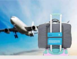 Travel Bag Hand Carry Tas Lipat Koper Luggage Organizer Serbaguna