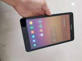 Samsung Tab A 2017 Black Batangan Normal Semua