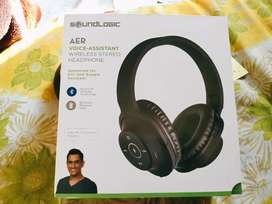 Extraa bass AER VOICE ASSISTANT STEREO HEADPHONE