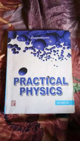 Comprehensive Physics Practical Class 12