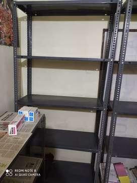 Big office iron racks- set of 2