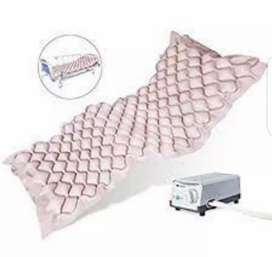 New Air mattress (Free Delivery)-Bed Sore Prevention-Free Machine Pump