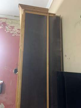 Double large wardrobe