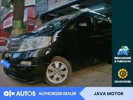[OLX Autos] Toyota Alphard 3.0 V 2004 A/T Hitam #Java Motor