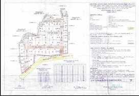Dtcp plot for sale's in vallakotai