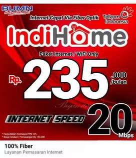 Pasang Indihome WiFi Internet Murah Jakarta Barat