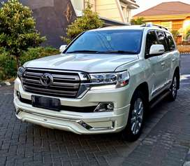 LANDCRUISER 2012 VX200 V8 4.5 diesel 4X4 FACELIFT 2018 land cruiser