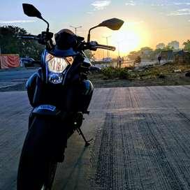 Kawasaki 650 cc, unused with modification