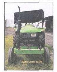 INDO FARM Tractor - JH10BK 9491